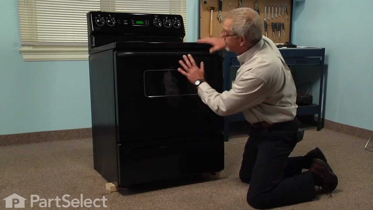 Replacing your General Electric Range Foot - Leveller