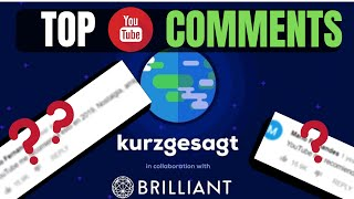 🏆  COMPILATION of Kurzgesagt comments 2020