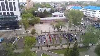 1 июня 2018 Петропавловск