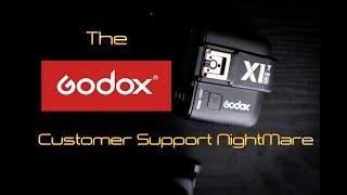 Godox Customer Support & Warranty Nightmare Part 1