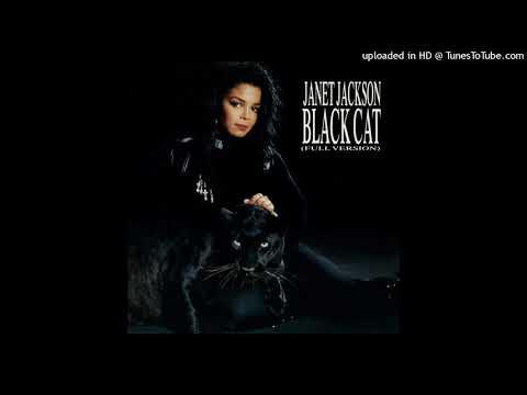 Janet Jackson - Black Cat (Full Album Version)