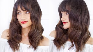 How To: Finger Waves Hairstyle Tutorial (Loose Style)