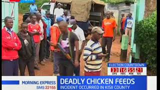 50 year old killed by her daughter-in-law over chicken fodder in Kisii county