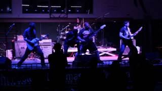 preview picture of video 'Miles To Perdition - Vengeance @ Vichten on the Rocks 2012'
