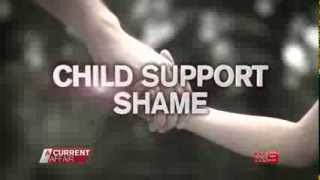 Child Support Shame