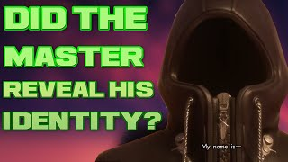 Did The Master of Masters Reveal His Identity? | Kingdom Hearts 3 RE:MIND Theory