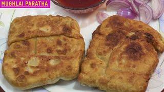 Mughalai Egg Paratha Recipe