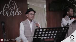 Crazy over you 112 (cover) - Cikallia Music Bandung