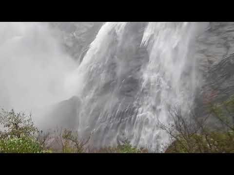 Jog Water falls( Gerusoppe falls, Gersoppa Falls and Jogada Gundi) – Second largest water fall in Karnataka, India
