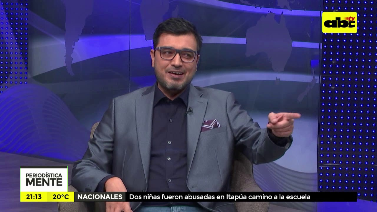 Enrique Salyn Buzarquis - parte 1