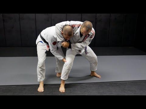 3 Standing Headlock Escapes - BJJ Self Defense