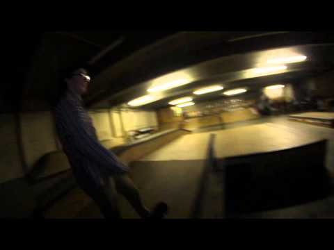 Innerspace Skatepark: The Final Session