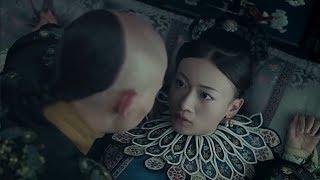【戲弄】灰姑娘把皇上引到寢宮,卻故意不見皇上,豈料晚上剛上床就被皇上壓在身下!