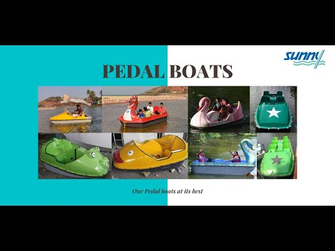 IRS Approved Dragon Pedal Boat 6 Seater