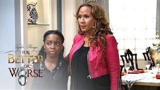 Keisha Turns Her Daughter Against Marcus | Tyler Perry's For Better or Worse | Oprah Winfrey Show