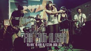 Far From Alaska - New Heal @ Festival DoSol 2012