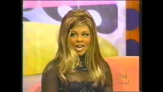 The RuPaul Show with Pam Grier, Lil Kim and Millie Jackson (late 1996/early1997)