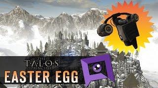 The Talos Principle - Easter Egg: Jetpack!