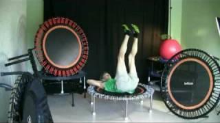 QiBounding:  Lymph flow Rebound exercises - Edema help