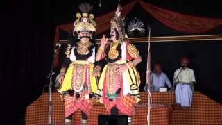 Yakshagana – Kalidasa With A Touch Of Flute – Part 2