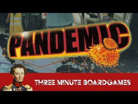 Pandemic in about 3 minutes