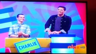 Figure it out Samantha and drake slimed