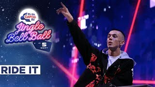 Regard   Ride It With Jay Sean (Live At Capital's Jingle Bell Ball 2019) | Capital