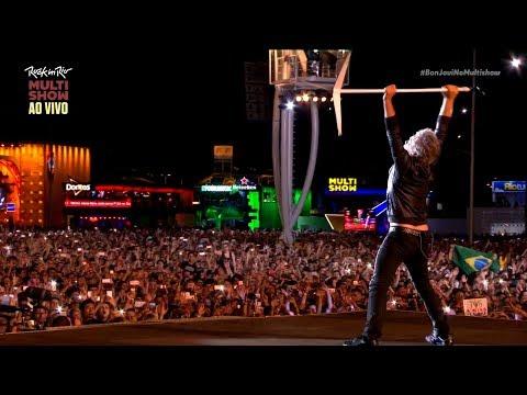 Bon Jovi - Rock in Rio 2017 - FULL CONCERT (1080p)