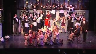"""Highland Park Players """"Annie"""" A New Deal For Christmas/Bows"""