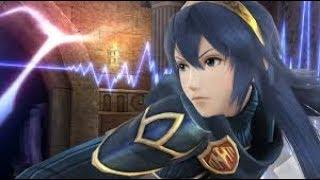 Super Smash Bros All Star Mode Ep03: Lucina