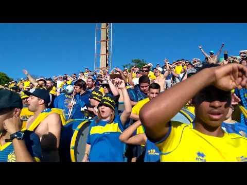 """""""Unidos Por uma Paixão invadindo São Leopoldo"""" Barra: Unidos por uma Paixão • Club: Pelotas"""
