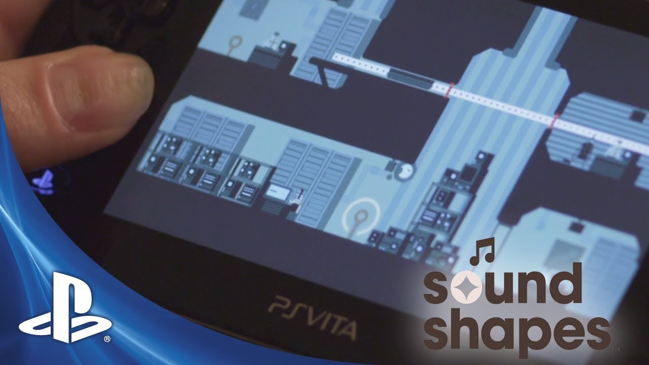 Sound Shapes Confirmed for PS3 and PS Vita + Video of Jim Guthrie's Cat