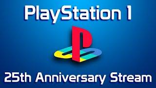 PlayStation 25th Anniversary Stream | GrafxGramp