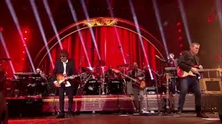 JEFF  LYNNE'S & ELECTRIC  LIGHT ORCHESTRA- Live at Hyde Park 2014 017 Roll Over Beethoven