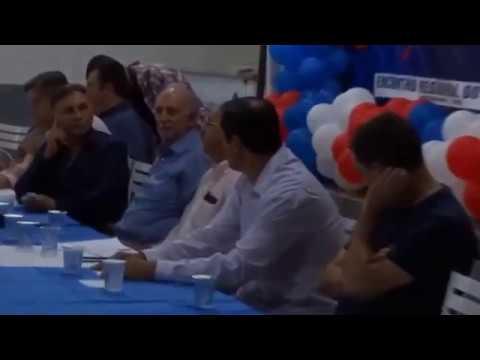 Pronunciamento de Gilmar Ventin empresário e liderança do PDT em Amambai