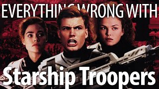 Everything Wrong With Starship Troopers in 19 Minutes or Less
