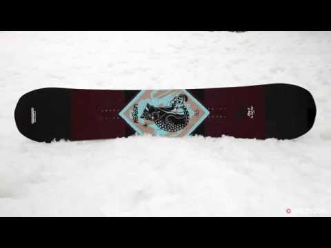 Salomon Assassin Snowboard On Snow Review 2015/2016 | EpicTV Gear Geek