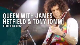 Exclusive - Queen & James Hetfield/Tony Iommi - Stone Cold Crazy (The Freddie Tribute Concert)