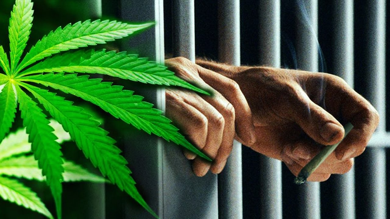 Will Legal Weed Free People From Jail? thumbnail