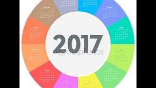 Прогноз на 2017 год. Нумерология - рассчет личного года