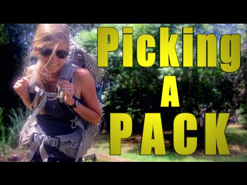 Picking A Pack w/ Osprey Aura AG 50L Review