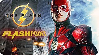 THE FLASH Movie Preview (2020) Flashpoint Explained
