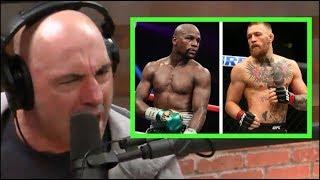 Joe Rogan - Floyd Would Get Killed in MMA!