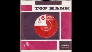 """Annette – """"O Dio Mio"""" (UK Top Rank) 1960"""
