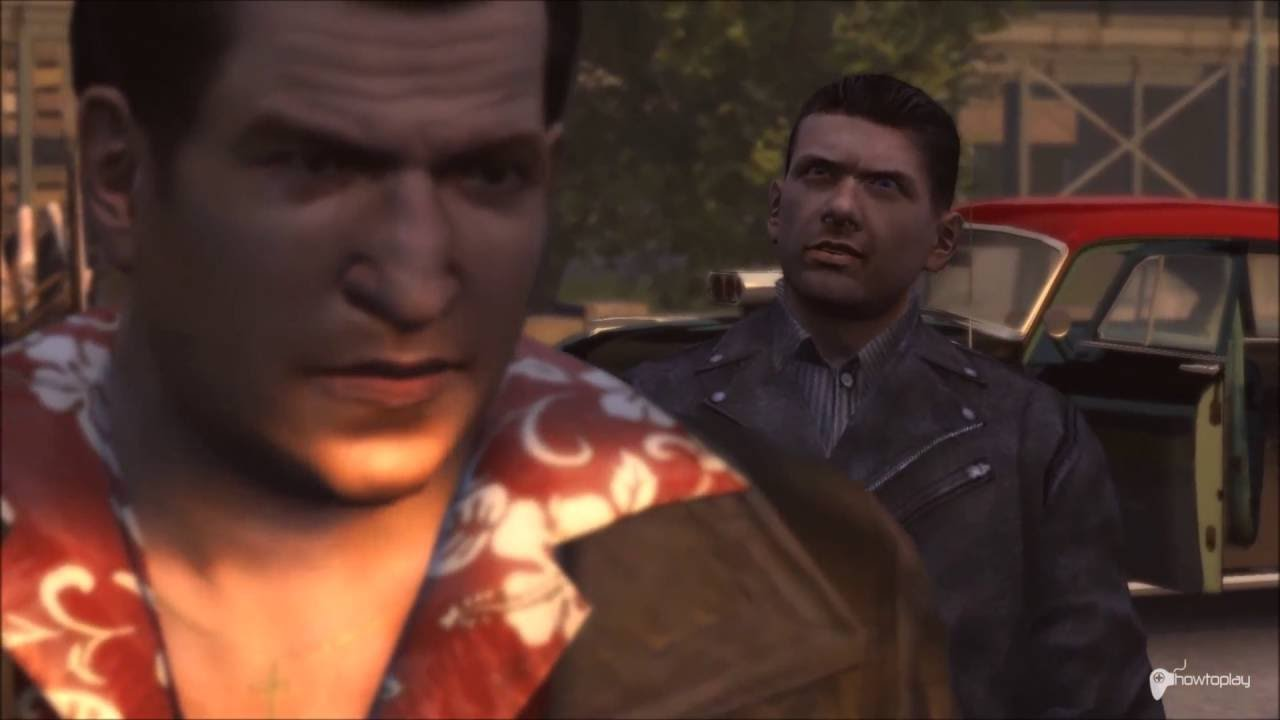 Mafia II The Wild Ones ( Chapter 8 ) Game Play