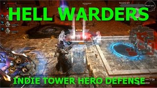 Hell Warders Pre-Alpha Gameplay Video Highlights