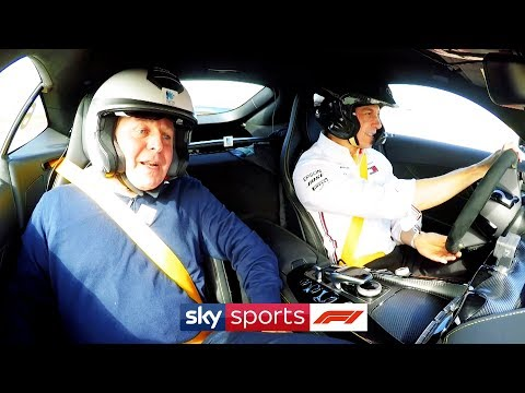 Video | Brundle en Wolff doen om de beurt een rondje Circuit of the Americas