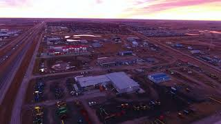 #54. Восход солнца в Саскачеване. Канада глазами украинца. Реджайна, Саскачеван.