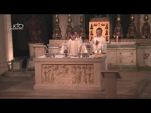 Vêpres et Eucharistie du 3 septembre 2016