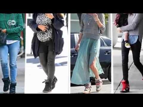 Schuhtrend Sneaker Wedges | Euromaxx